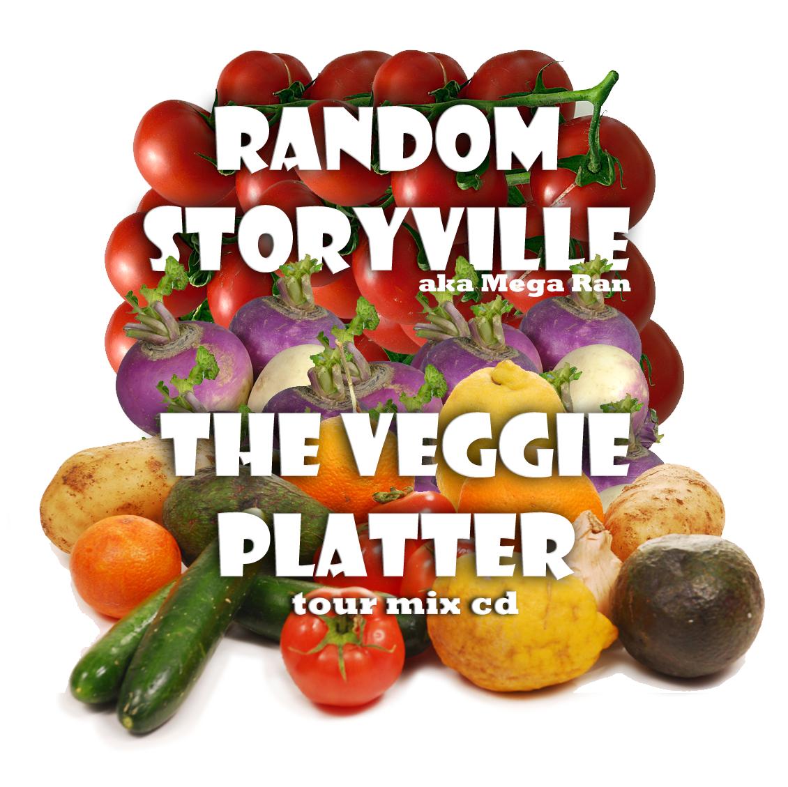 Veggie Platter Mixtape COVER