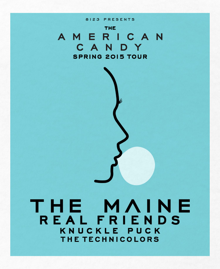 american candy tour admat