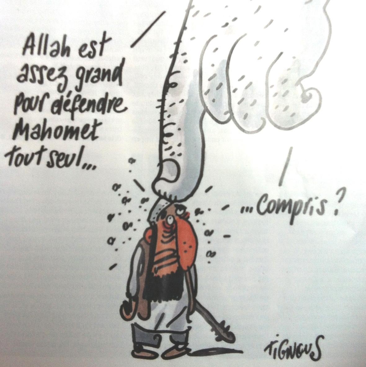 Tignous-salafistes