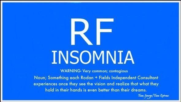 rf insomnia