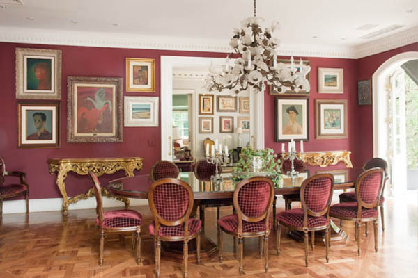 How To Decorate With Marsala Pantone S Color Of The Year 2015 DecoratorsBe