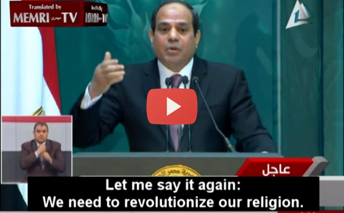 presidentofegypt-islam