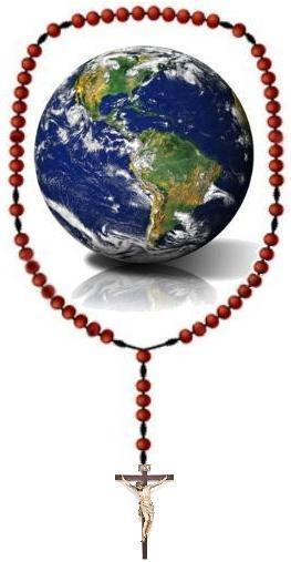 rosarioytierra con cristo