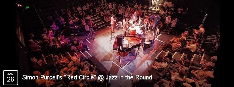 Jazz in the Round
