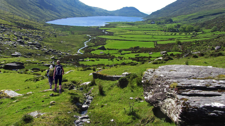 wandern in irland 2015 die natur genie en am meer wohnen. Black Bedroom Furniture Sets. Home Design Ideas