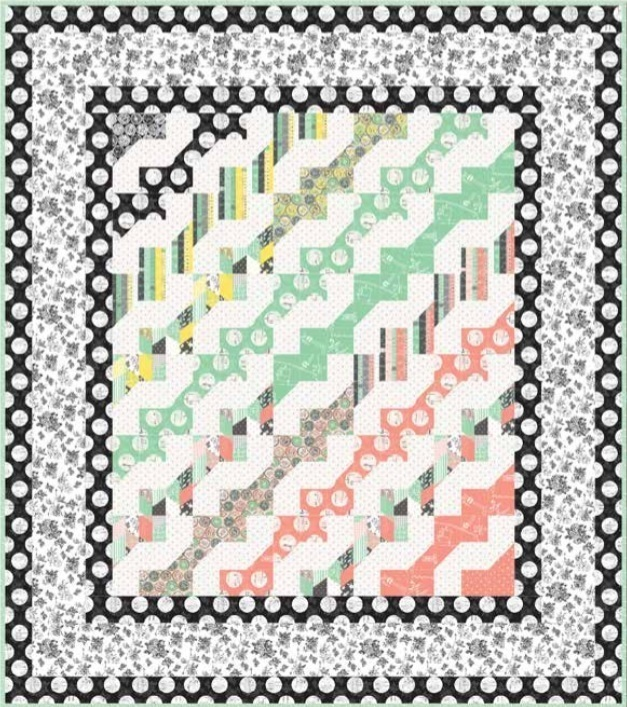 Sew Charming Quilt