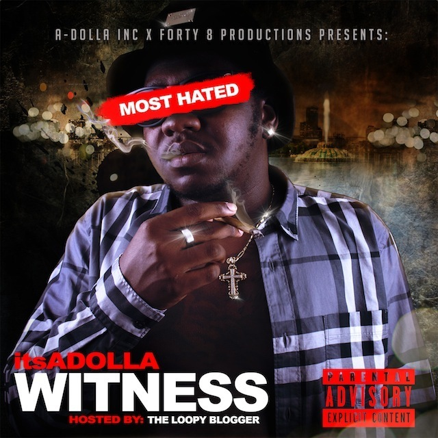 itsADOLLA - Witness cover