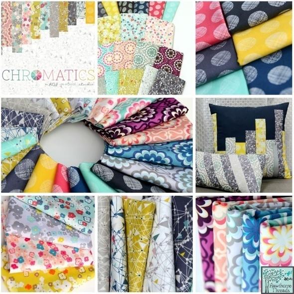 Chromatics Fabric Poster