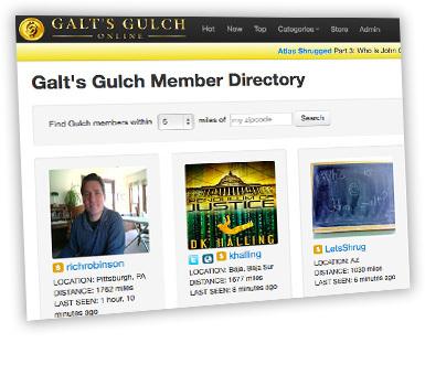 ggo members directory b