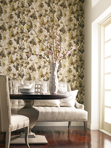 Candice Olson Modern Nature Wallpaper Collection