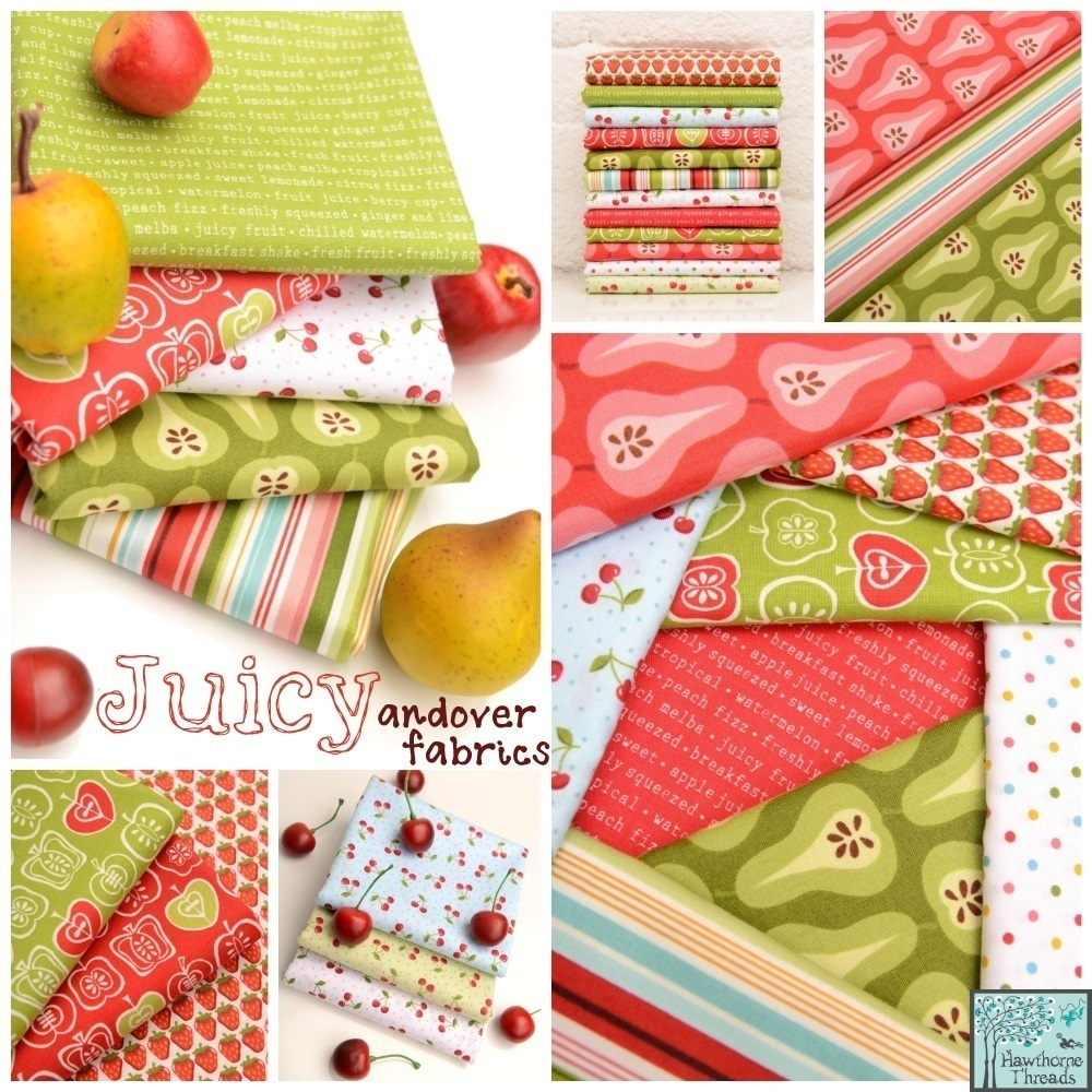 Juicy Fabric Poster