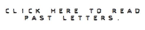 past letters