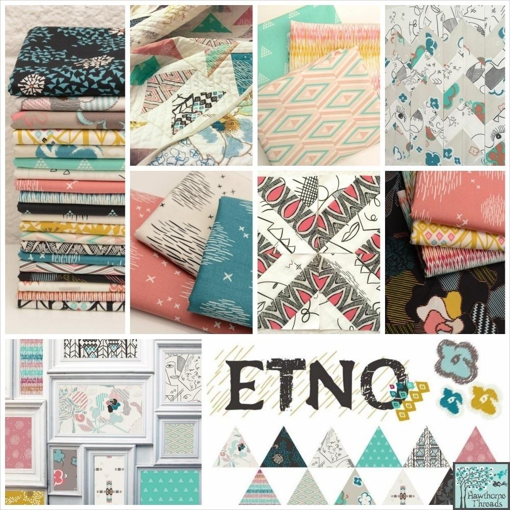 Etno Fabric Poster