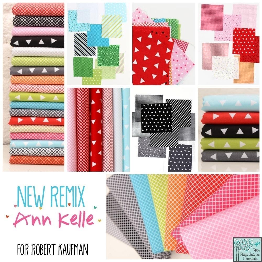 New Remix Fabric Poster