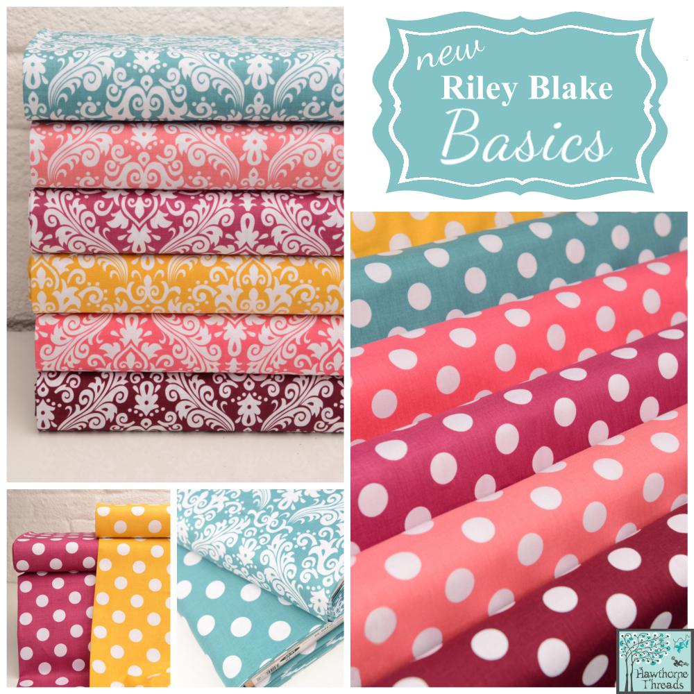 Riley Blake New Basics 2