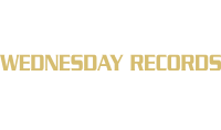 wednesday records logo two
