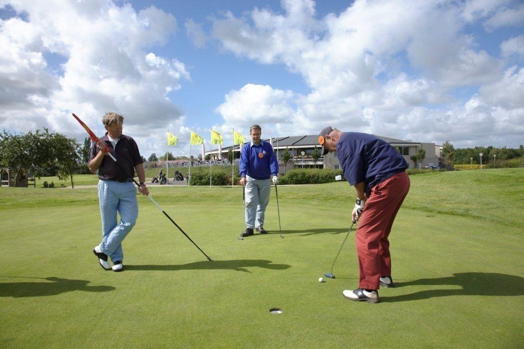 Bij Golftoerisme TE