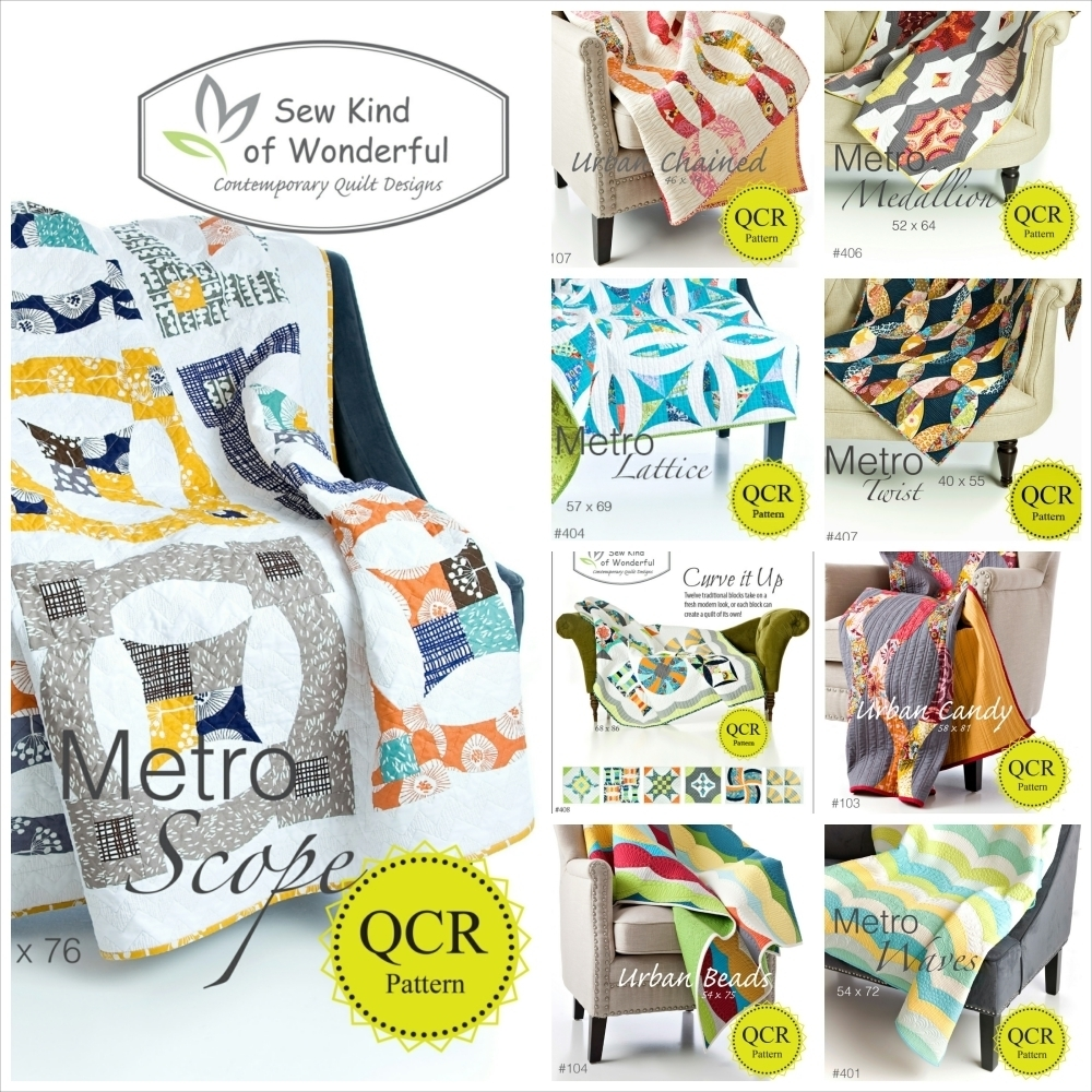 Sew Kind of Wonderful Patterns