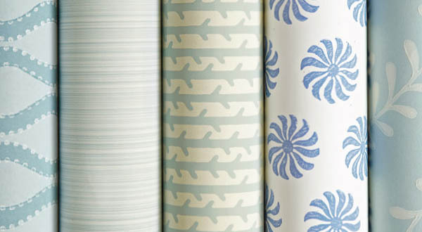 Schumacher Simply Charming Wallpaper Prints