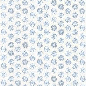 Schumacher Bombay Delft Wallpaper