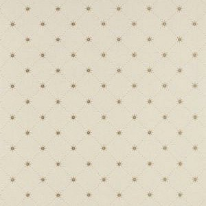 Schumacher Cooper Star Alabaster Wallpaper