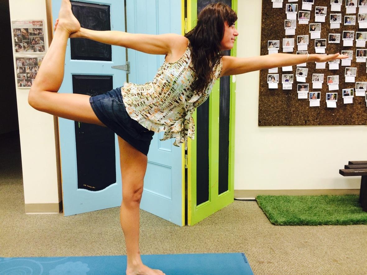 Yoga-Lealyn