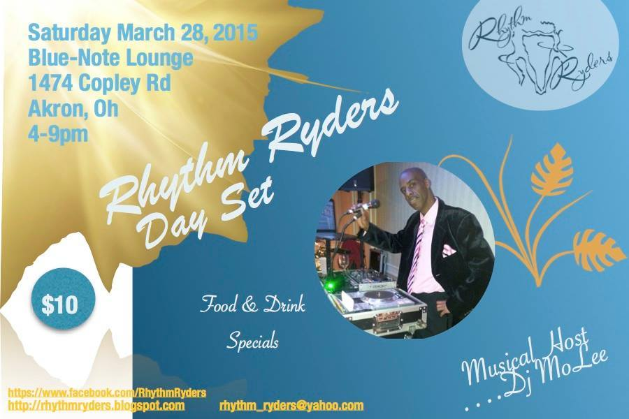 RR DaySet March