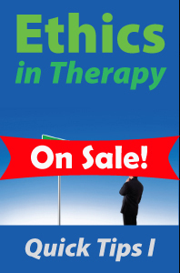 Ethics in Therapy 1