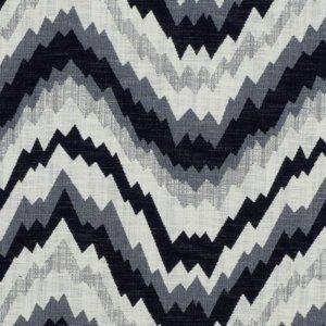 Groundworks FLAIR NOIR Fabric