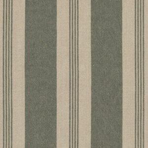 Ralph Lauren MILL POND STRIPE HEDGELINEN Fabric