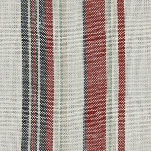 Robert Allen ABIGAIL STRIPE BERRY Fabric