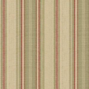 Ralph Lauren HAYSTACK STRIPE CREAM Fabric
