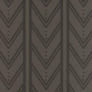 Ralph Lauren ONYX CLUB STRIPE BLACK Wallpaper