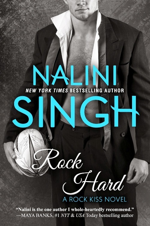 Rock Hard cover - Copy