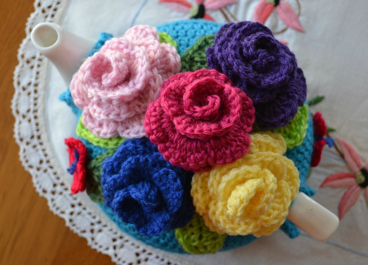 Terrific Tea Cosy Crafternoon Tea Crochet Or Knit