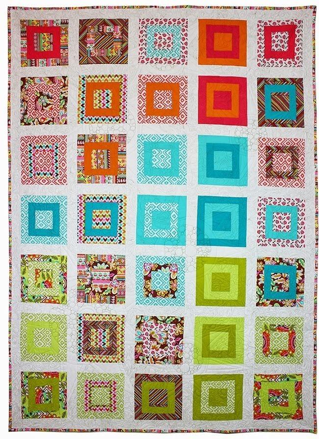 Cajas de Colores Quilt