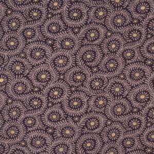 Baker Lifestyle FOXY AUBERGINE Fabric