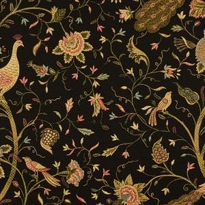 Robert Allen FLORAL GROWTH SHADOW Fabric