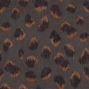 Groundworks FELINE TAUPERAISIN Fabric