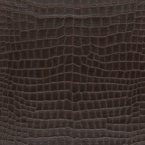 Ralph Lauren YACARE CROCODILE MAHOGANY Wallpaper