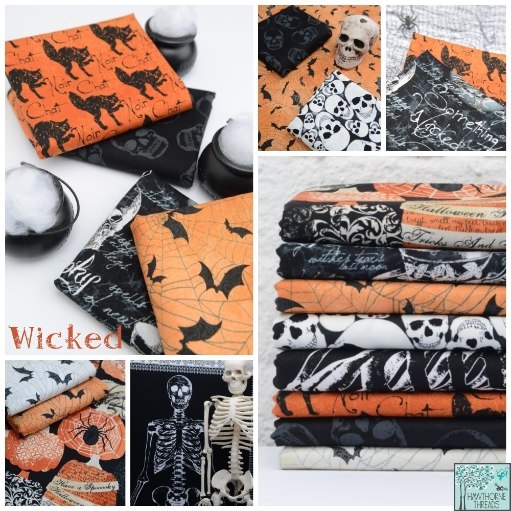 Wicked Fabric Poster 2