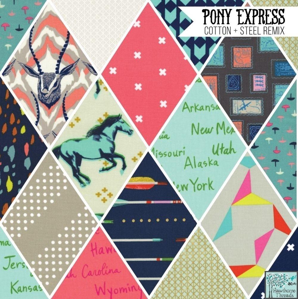 Pony Express Edited