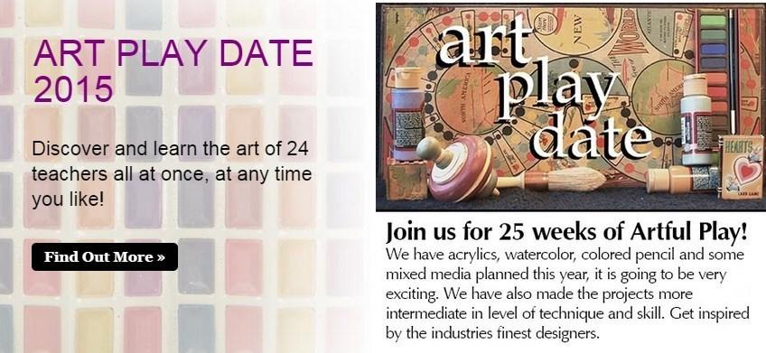 art play date