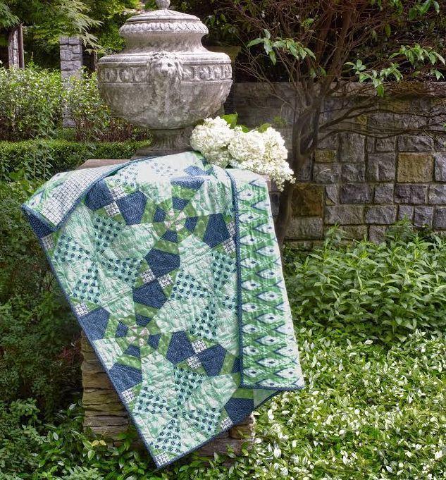 Momentum Fabric Quilt