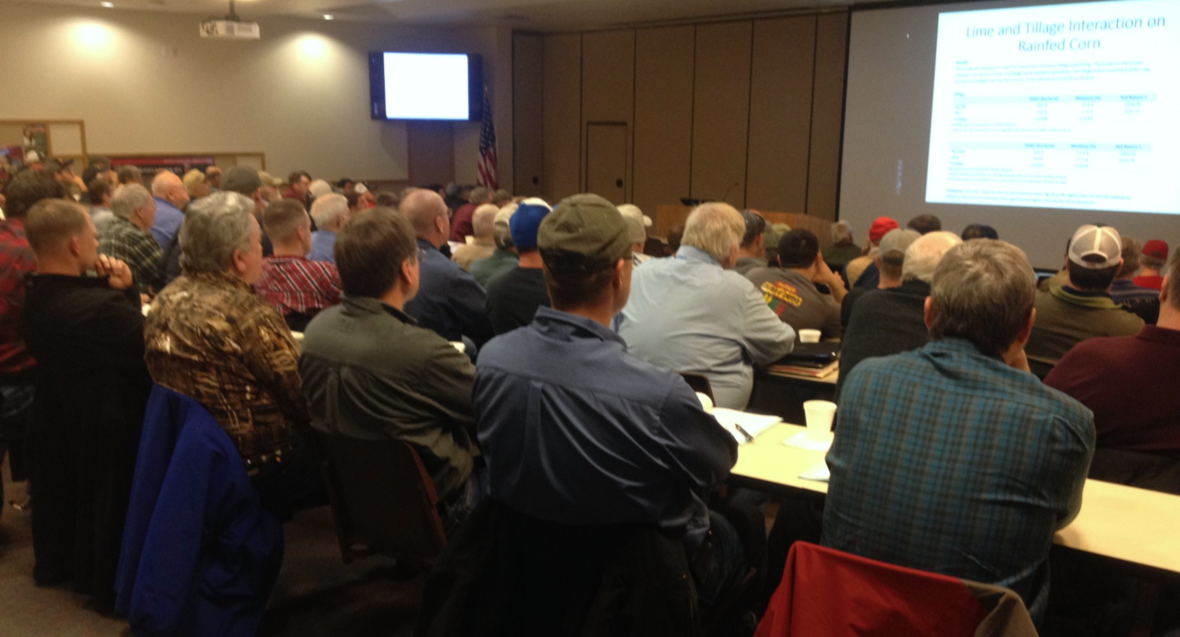 2015 ARDC On Farm Research Update