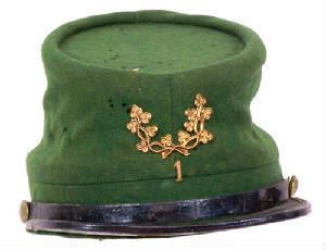 1st-Irish-kepi