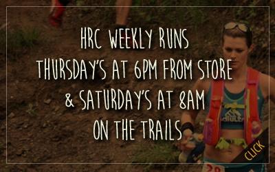 weekly runs