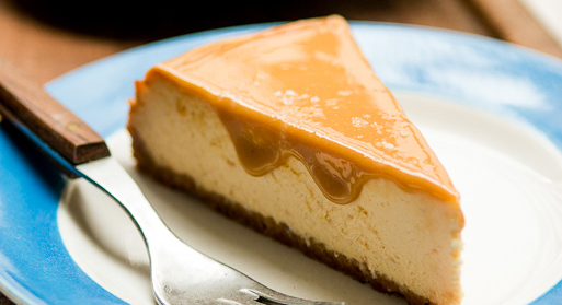 dulce de leche cheesecake facebook