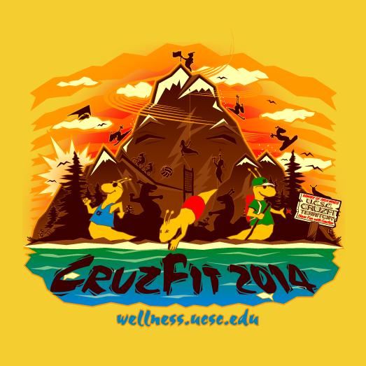 CruzFit 2014 Logo