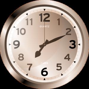 analog-clock-md